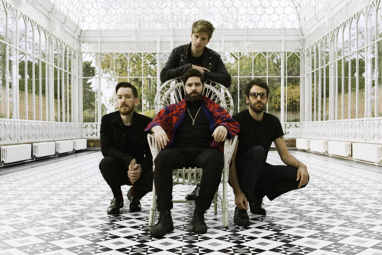 Foals release remix package 'Collected Reworks Vol. 1'
