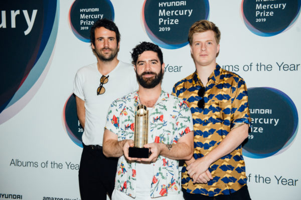 """Foals on 2019 Hyundai Mercury Prize nod: """"We cracked some drinks!"""""""