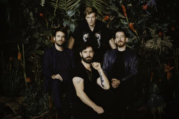 """""""I feel like we're in a creative peak"""" - Foals talk new album"""