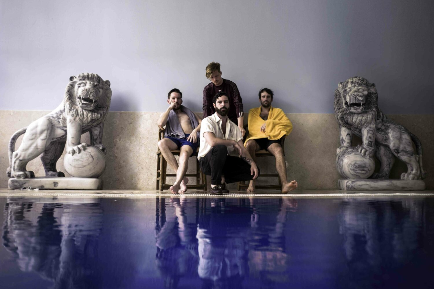 """""""I'm really glad we didn't hold ourselves back"""" - Foals reflect on 'Everything Not Saved Will Be Lost - Part I'"""