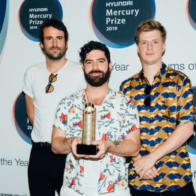 "Foals on 2019 Hyundai Mercury Prize nod: ""We cracked some drinks!"""