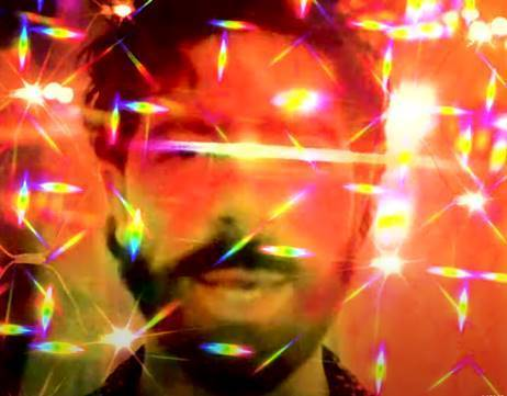 Foals' Yannis Philippakis directs Camelphat collab 'Hypercolour' visuals
