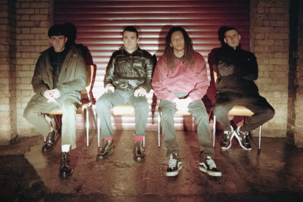 Folly Group offer up new track 'Sand Fight'