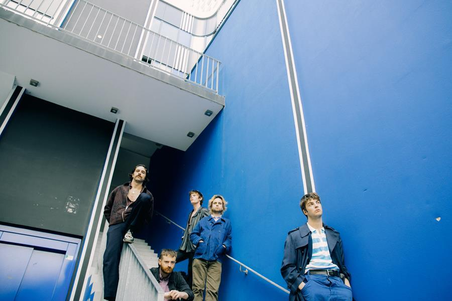 Fontaines DC announce interactive live show from O2 Academy Brixton