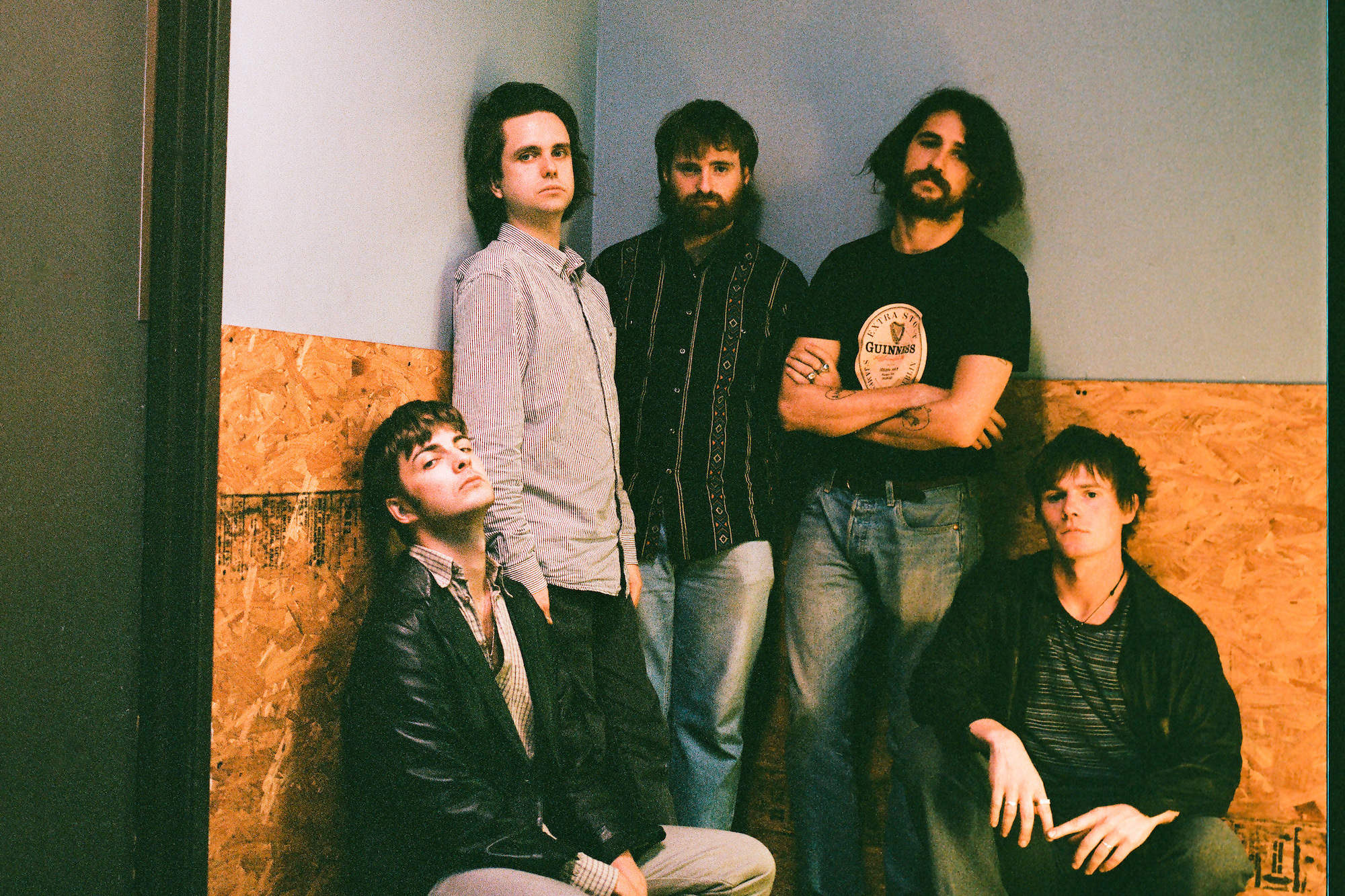 In The Studio: Fontaines DC