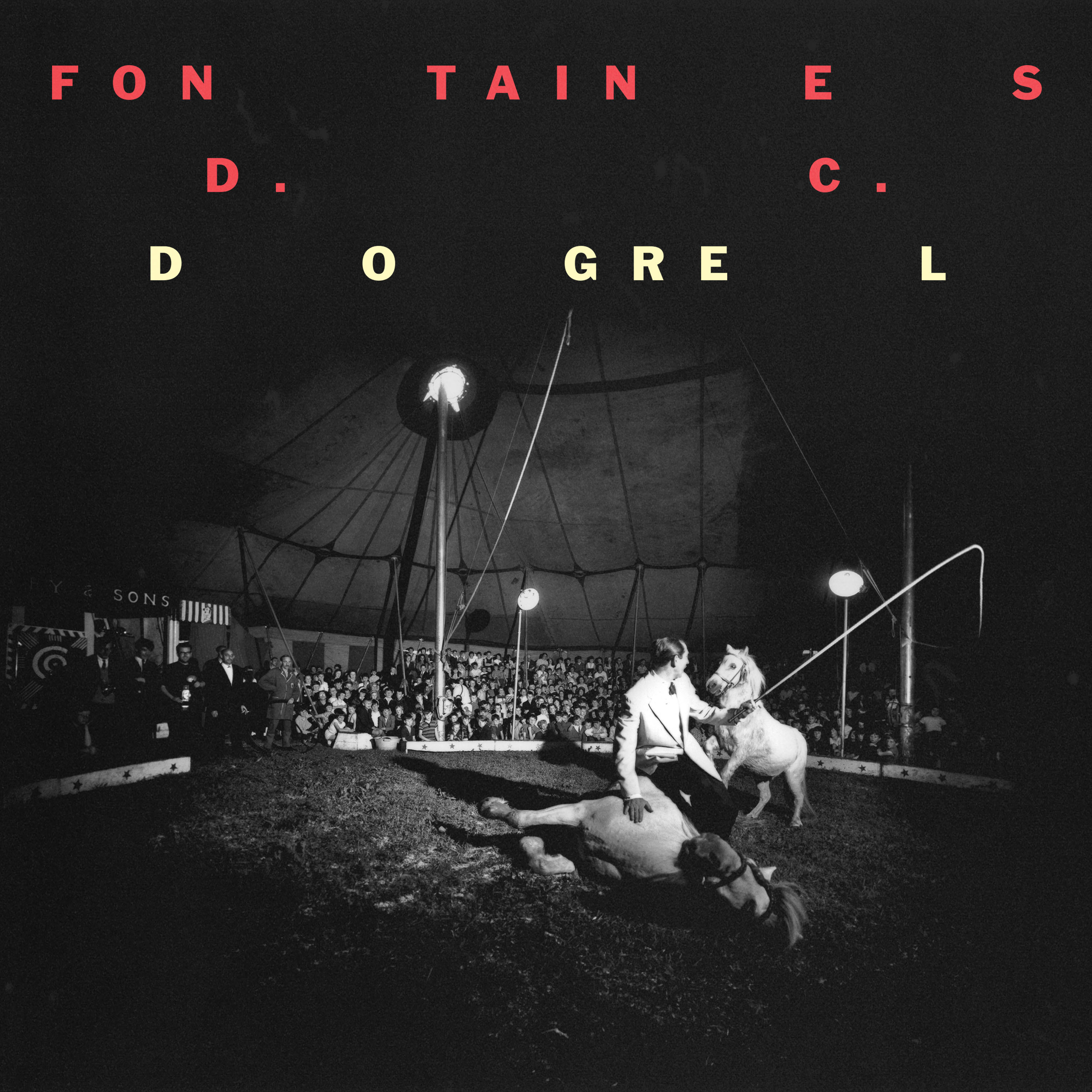 Fontaines DC announce debut album 'Dogrel'