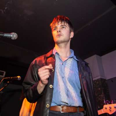 Fontaines DC, The Macbeth, London​
