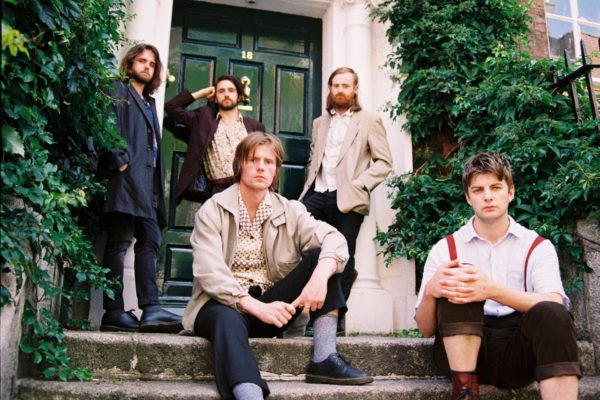 Fontaines DC, Boy Azooga and Gurr among first names for ESNS '19