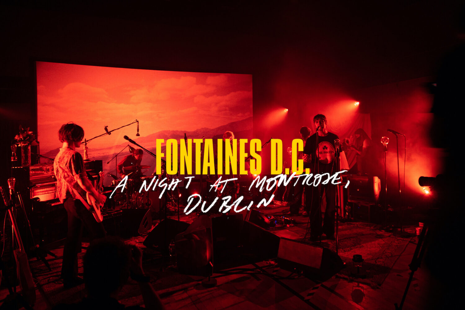 Fontaines DC to perform 'A Hero's Death' in its entirety for very first time