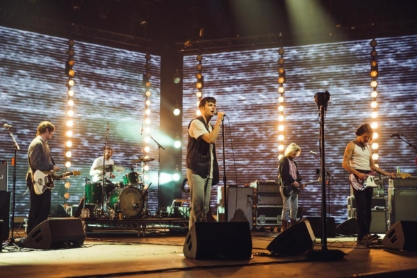Fontaines DC, Brixton Academy, London