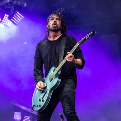 Foo Fighters schedule five headline shows for summer 2019