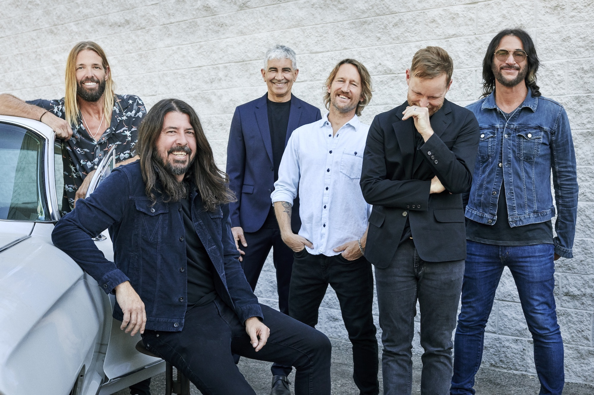 Magic And Medicine: Foo Fighters