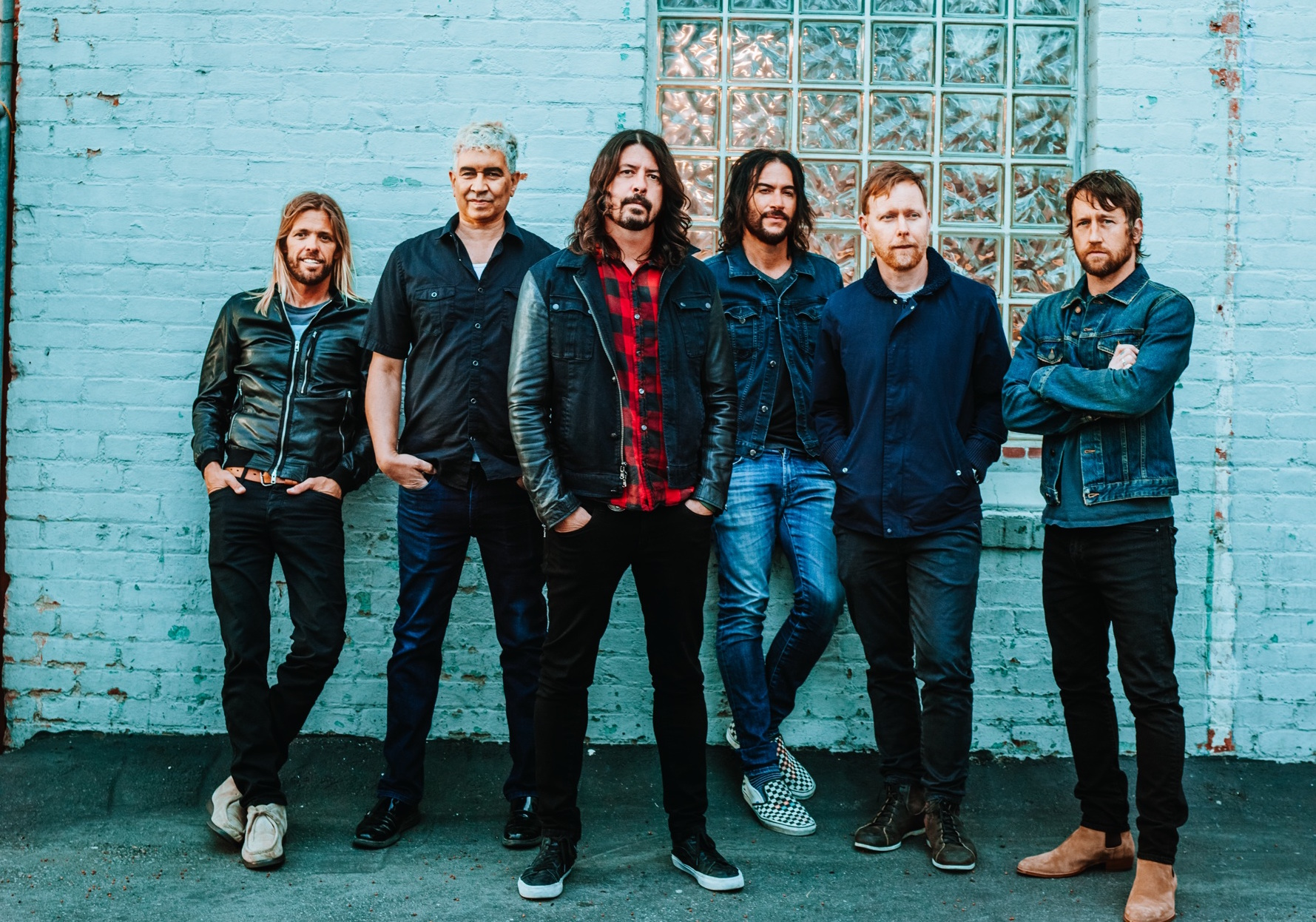 Foo Fighters have teamed up with Justin Timberlake on 'Concrete and Gold'