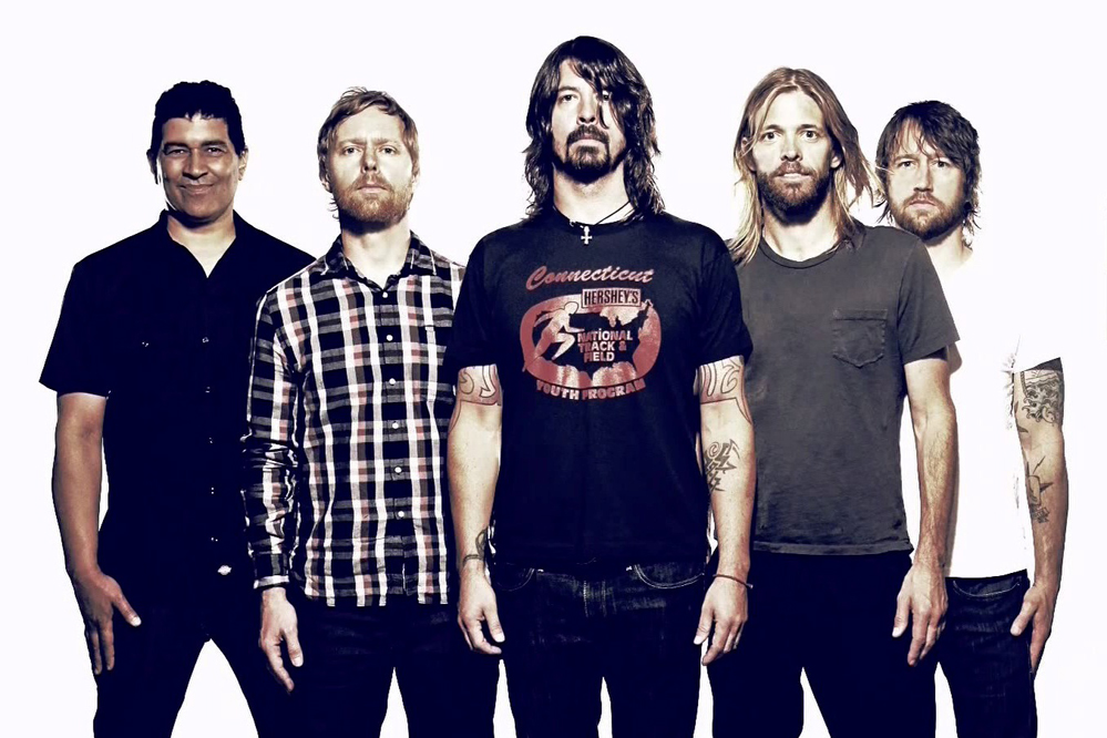 Foo Fighters to headline Portugal's NOS Alive 2017