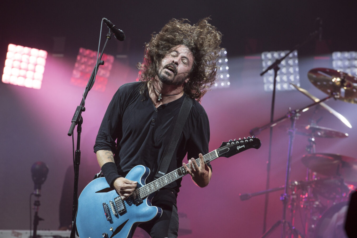 Foo Fighters share new track 'Soldier' in support of Planned Parenthood