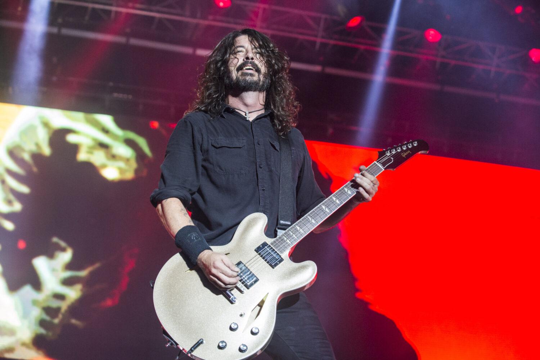 Foo Fighters announce UK stadium dates