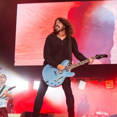 Foo Fighters and The Kills reign supreme at day two of NOS Alive 2017