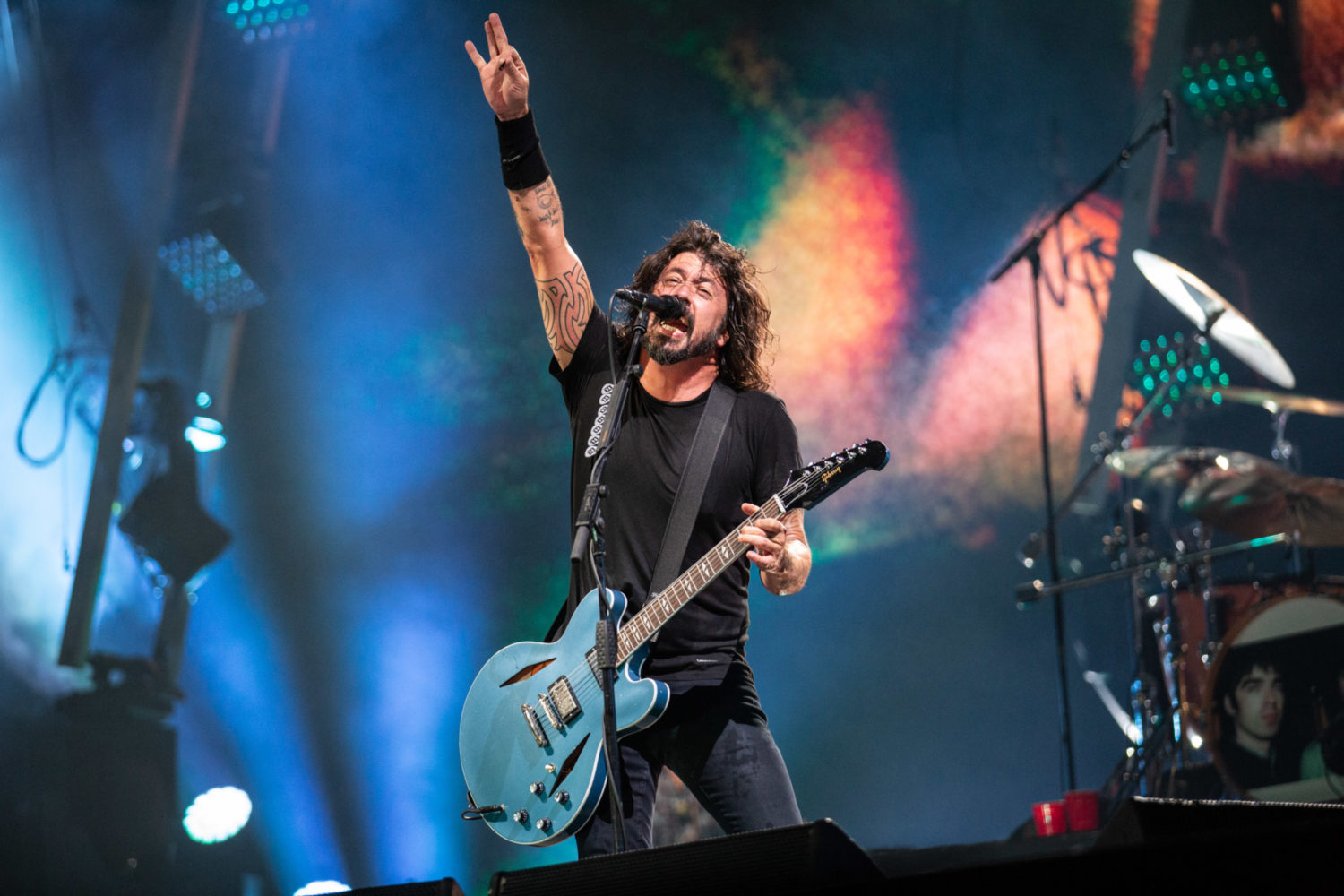Foo Fighters to 'reopen' Madison Square Garden this month
