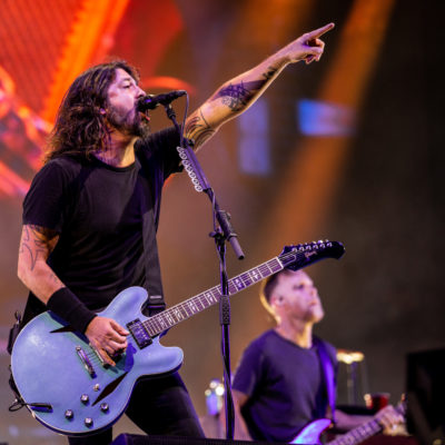Foo Fighters announce 2022 UK stadium shows