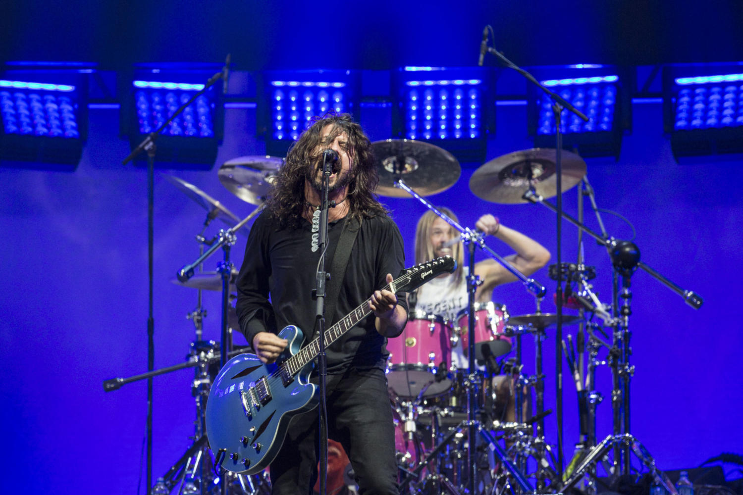 Foo Fighters, The Avalanches and Warpaint close Rock Werchter 2017