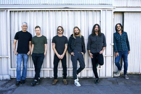Foo Fighters unleash 'No Son Of Mine' video