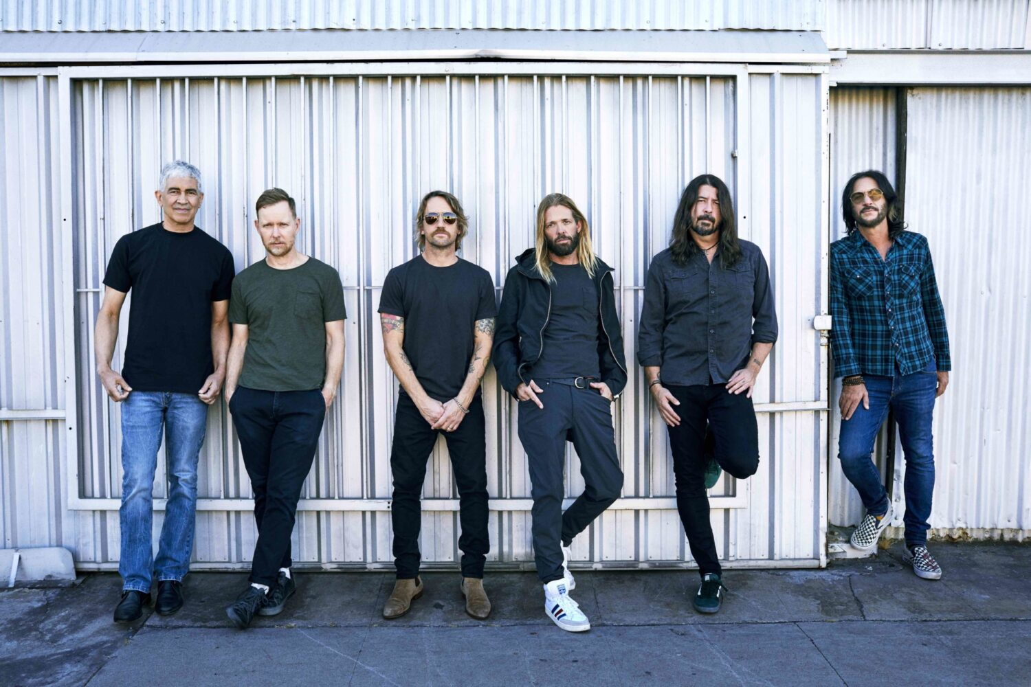 Foo Fighters unleash 'No Son Of Mine' video