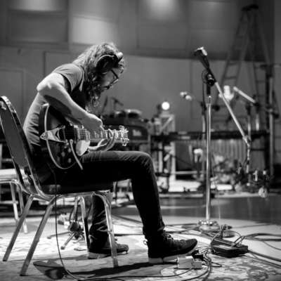 Dave Grohl Announces 'Play', a two-part documentary featuring a new solo 23-minute song