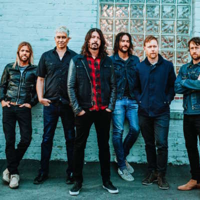 Foo Fighters reach for the stars in the video for 'The Sky Is A Neighbourhood'