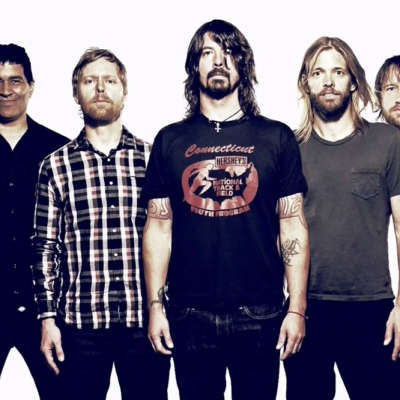 Foo Fighters have aired a new song, 'The Sky Is A Neighbourhood'