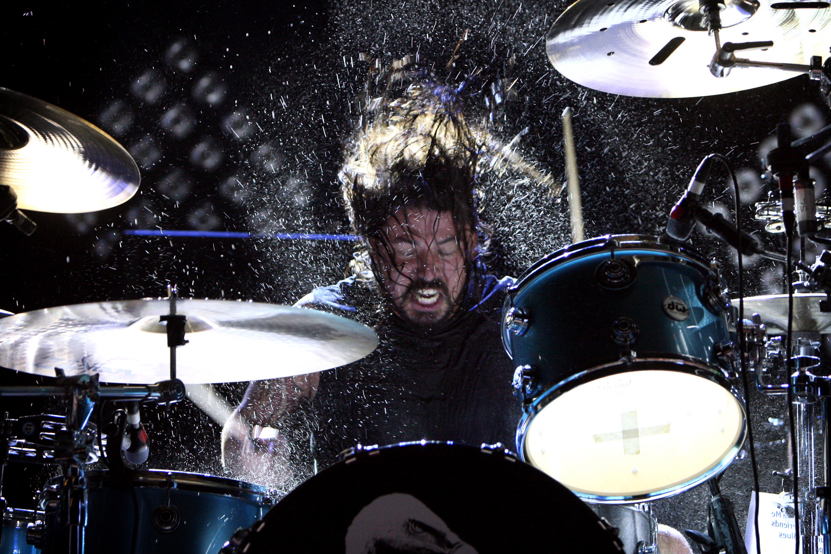 Beyond the stool: drummers in the spotlight
