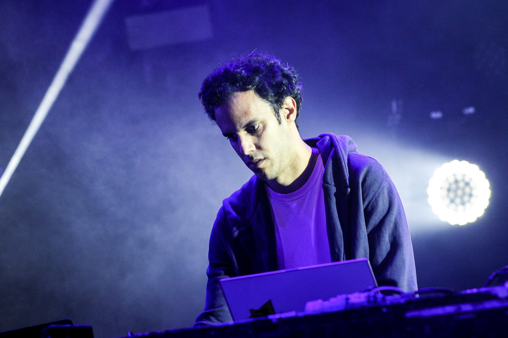 Four Tet shares new song 'Teenage Birdsong'; announces Spotify playlist takeover