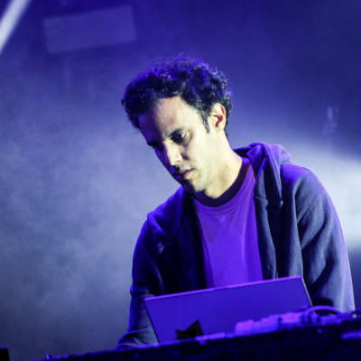 Four Tet announces Alexandra Palace show