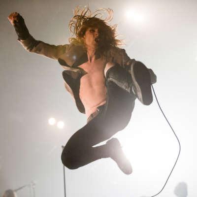 Watch Foxygen's brilliantly lavish 'Follow The Leader' performance on Conan