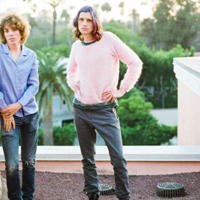 """What are Foxygen playing at? Band announce their """"Farewell Tour"""""""