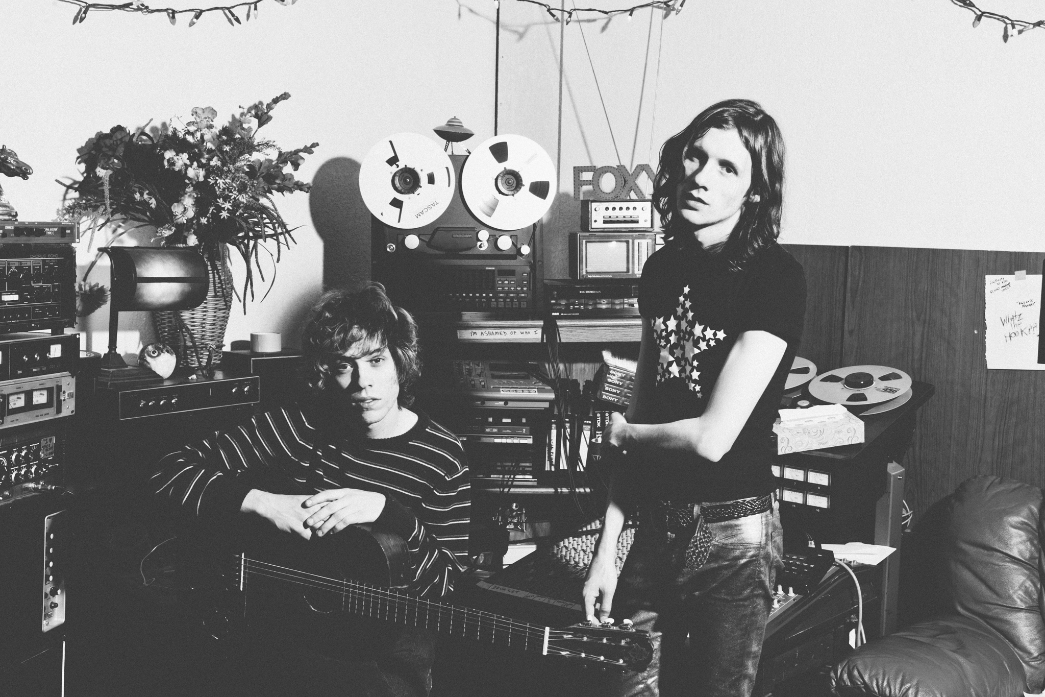 """Foxygen: """"We lived through every single rock 'n roll cliche"""""""