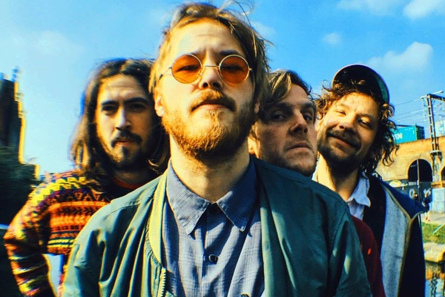 Francobollo get animated in the video for 'Future Lover'