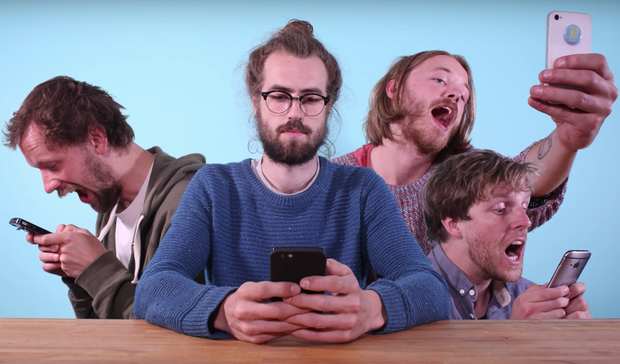 Francobollo share stop-motion video for 'We're Dead'