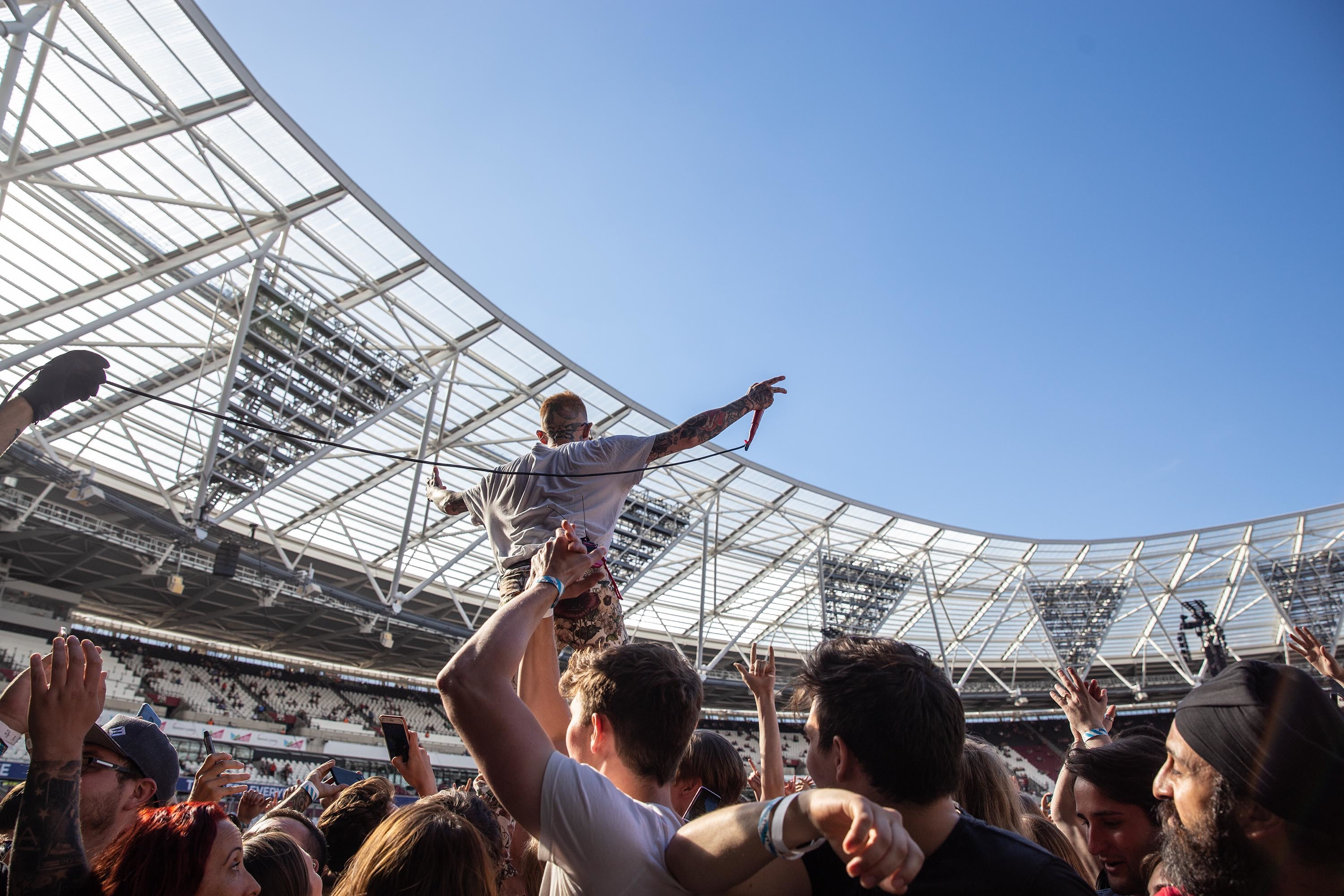Foo Fighters, London Stadium, London