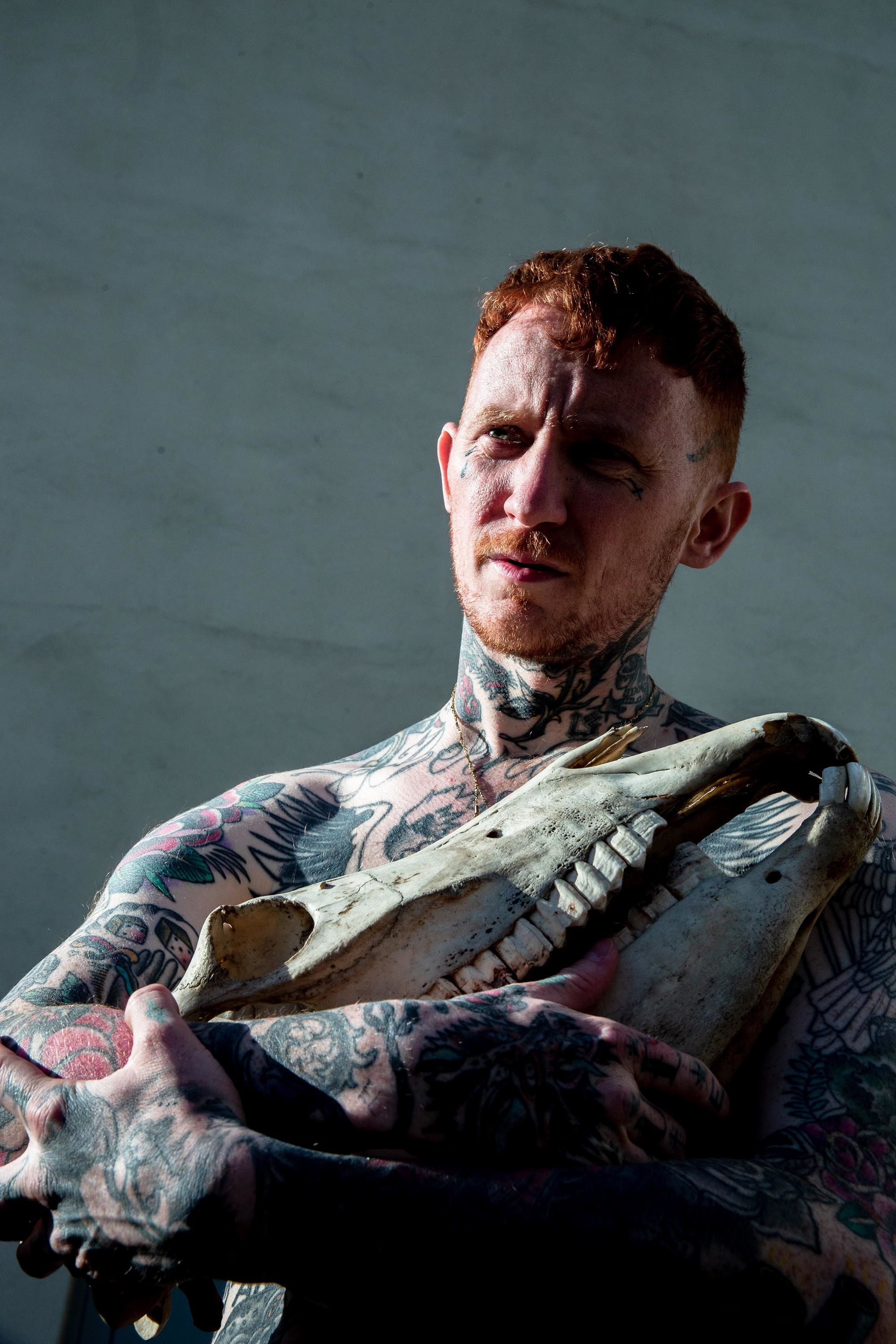 Unite and conquer: Frank Carter & The Rattlesnakes