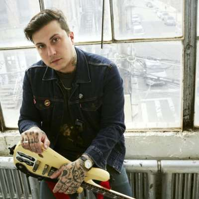 Frank Iero and the Future Violents share new track 'Young and Doomed'