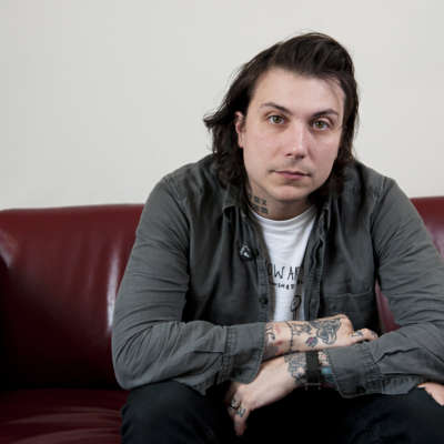 Frank Iero to face your questions in DIY's Popstar Postbag