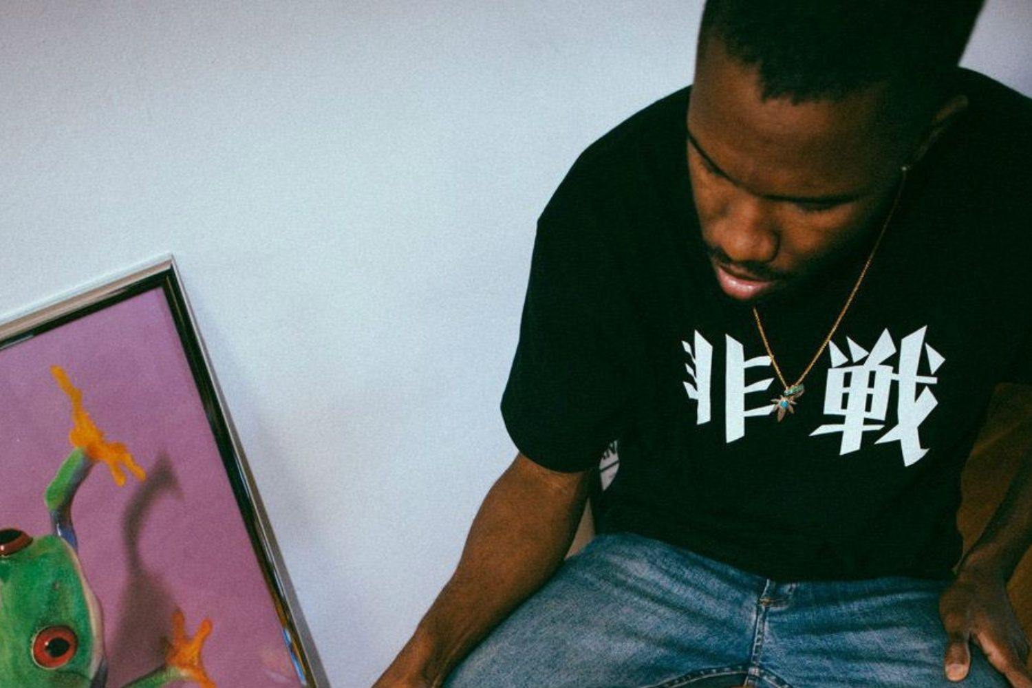 Frank Ocean and Om'Mas Keith have dropped their 'Blonde' lawsuits