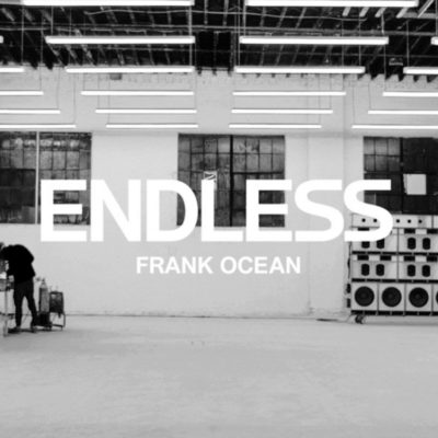 Why Frank Ocean's 'Endless' shouldn't be discarded
