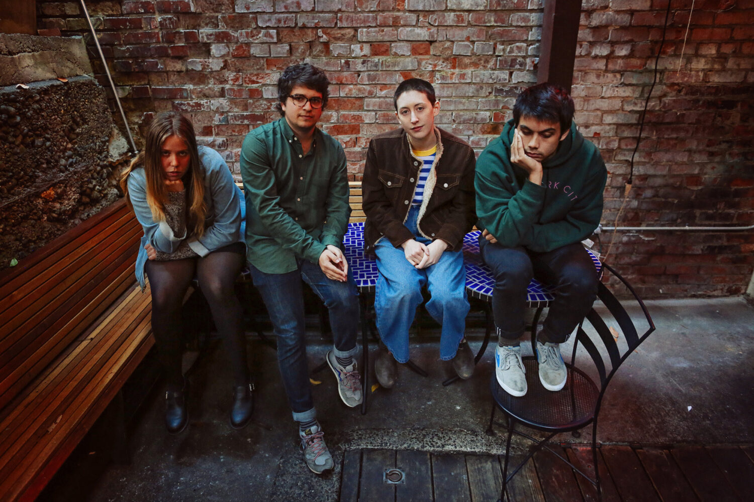 Frankie Cosmos get gooey in the video for 'Jesse'