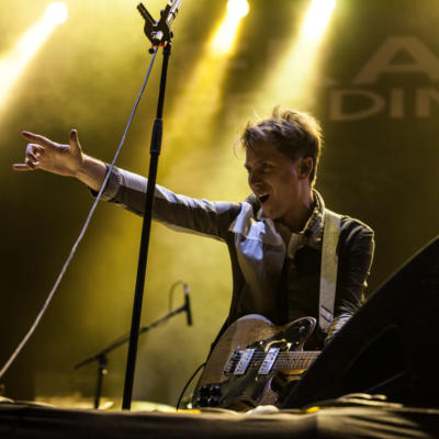 Franz Ferdinand and Friendly Fires are set to headline Festival No. 6