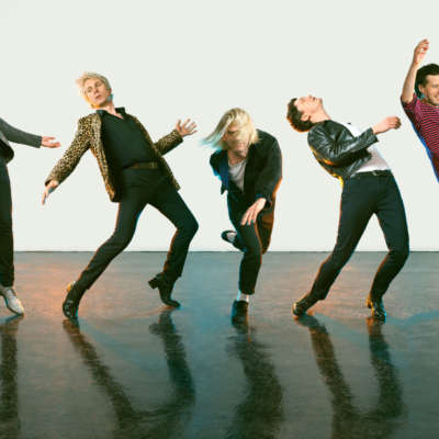 Franz Ferdinand share a new version of 'Glimpse of Love'