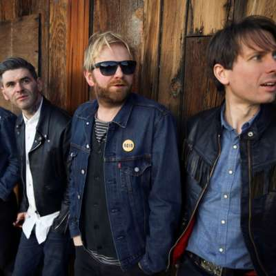 Franz Ferdinand are back with the anti-Trump 'Demagogue'