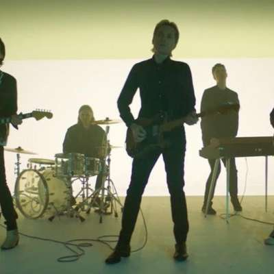Franz Ferdinand share a new video for 'Always Ascending'