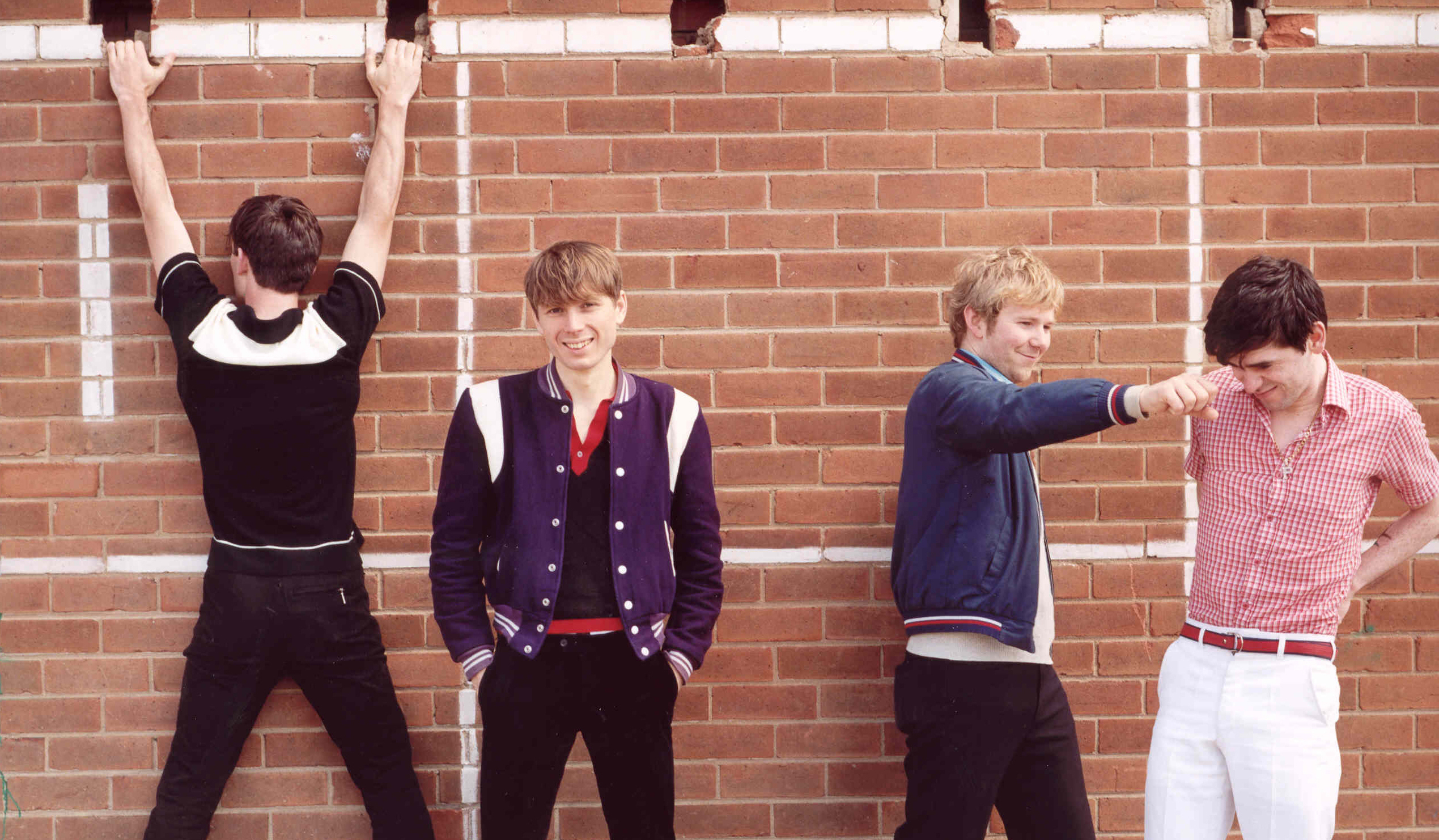 Looking back on Franz Ferdinand's self-titled debut album | Features | DIY  Magazine