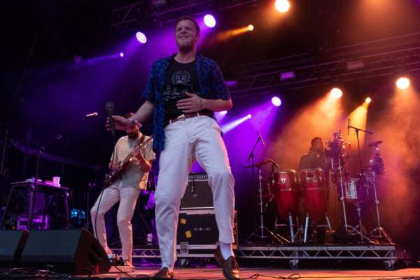 Friendly Fires to headline Liverpool's Sound City